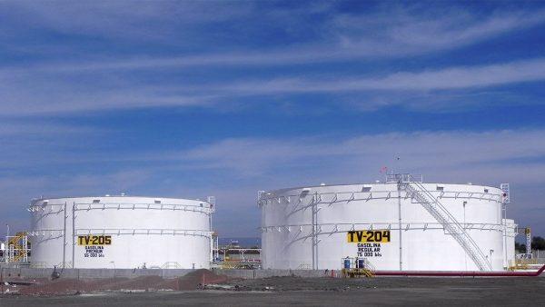 Grupo México construirá terminales de almacenamiento de combustible
