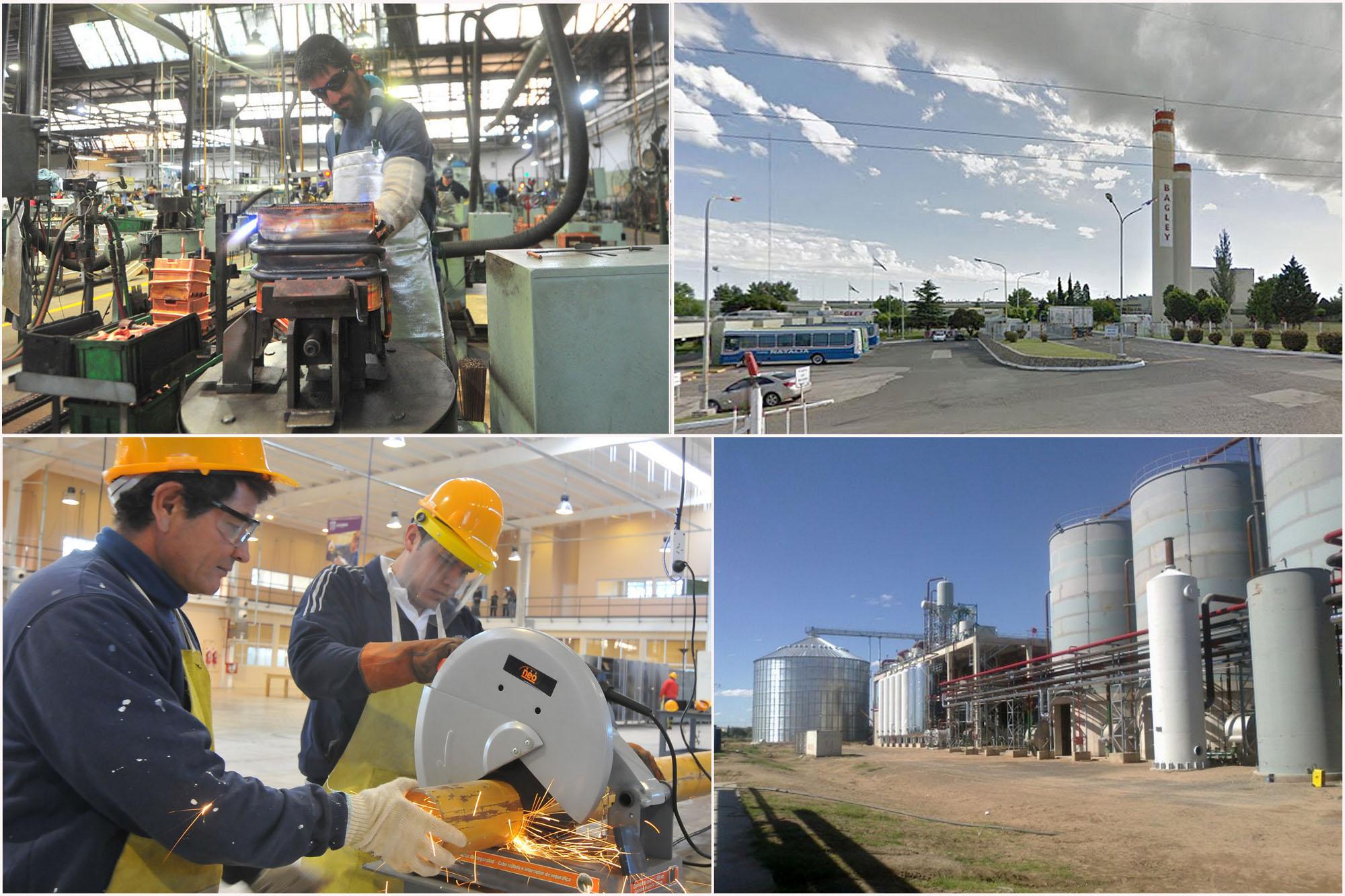 Sector industrial entra en recesión