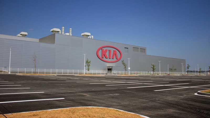 Kia para su planta de Nuevo León tras recomendación de la Secretaría de Salud