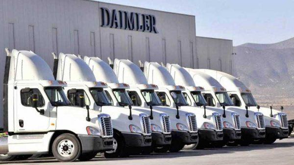 Daimler reanuda producción en Saltillo y Santiago este lunes