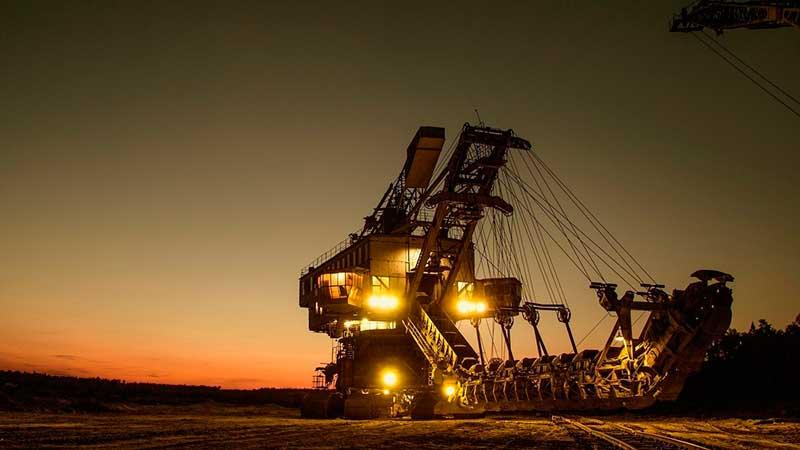 Recuperación de la industria minera nacional al 90%
