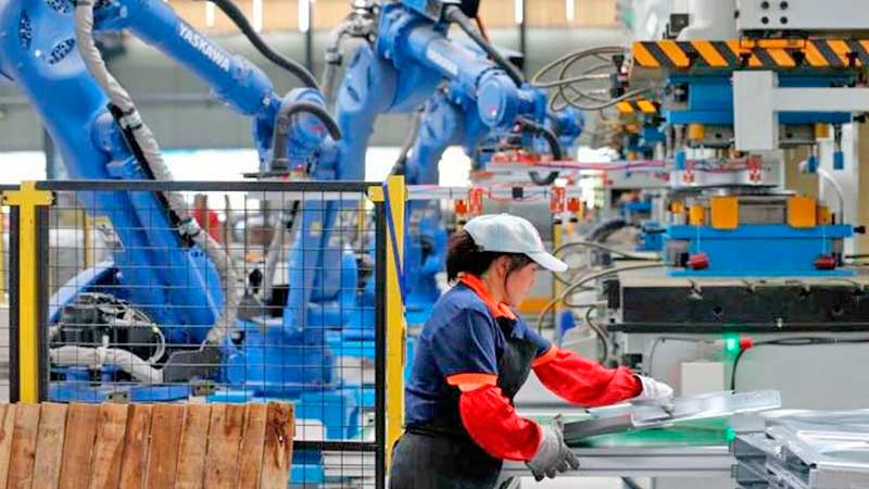 Reporta Caintra mejoría económica