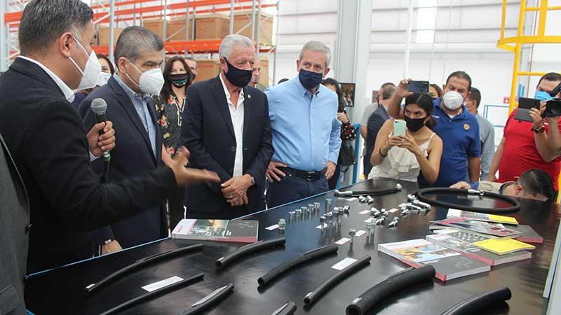 Pese a pandemia, Coahuila atrae inversión italiana