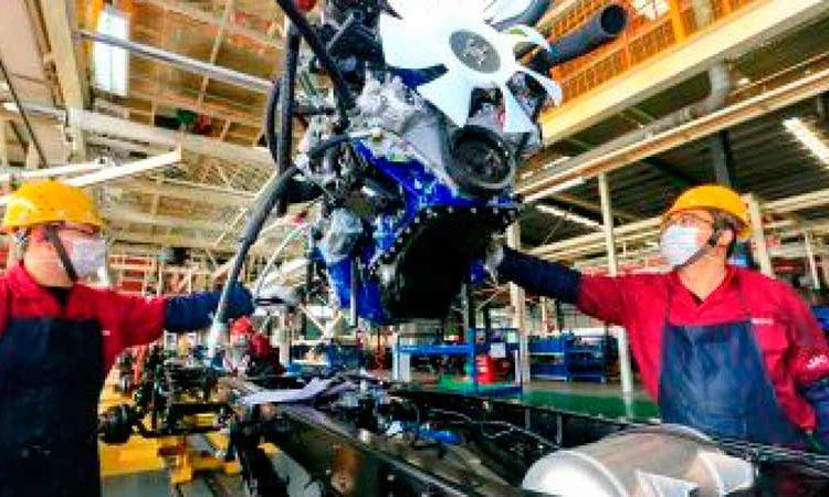 Repunta producción manufacturera en NL