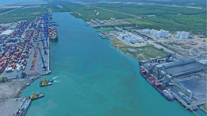 Puerto de Altamira supera los 11 millones de toneladas manejadas a agosto
