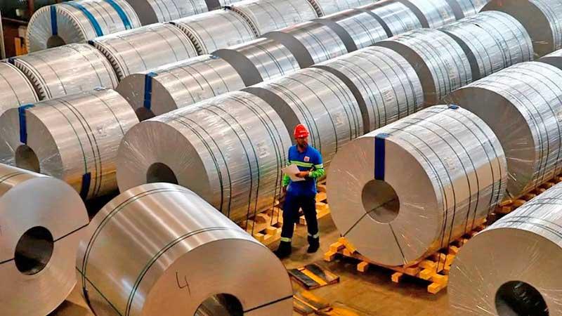 Aluminio, industria a prueba de la pandemia