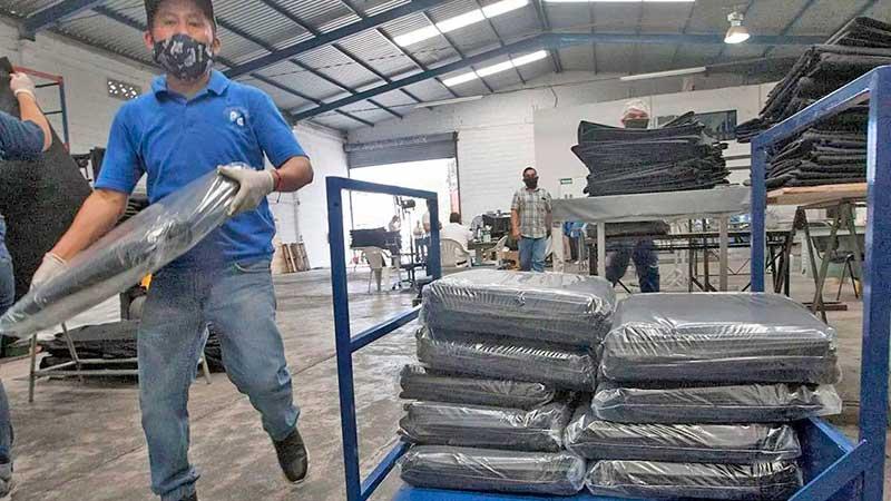 Nuevo León ajustó su producción y buscó sustituir importaciones para poder exportar en 2020