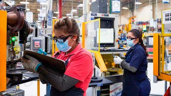 Industria de Nuevo León se recupera en noviembre y alcanza el porcentaje más alto de inversión: Caintra