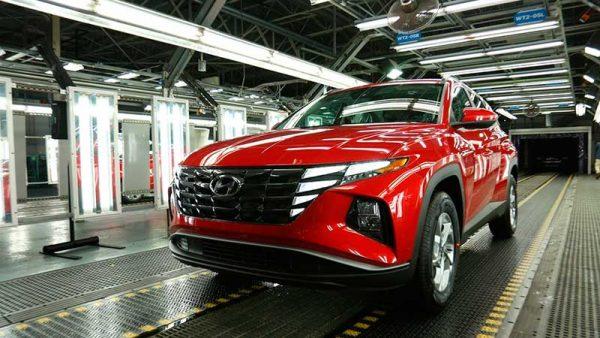 Hyundai libra la escasez de semiconductores que enfrenta la industria automotriz