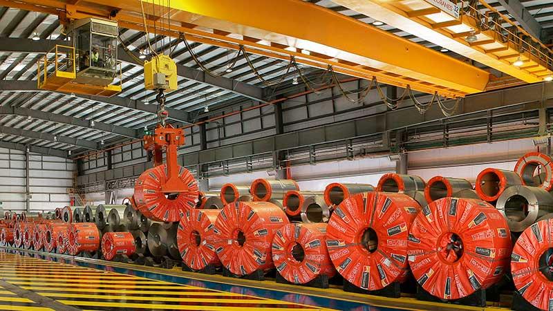 Ternium invertirá 500 millones de dólares en plantas de México, Brasil y Argentina
