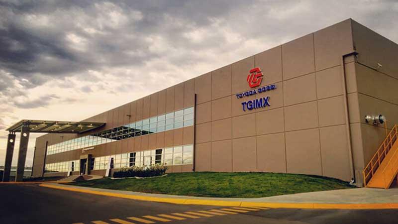 Toyoda Gosei inició operaciones en su nueva planta de Monterrey