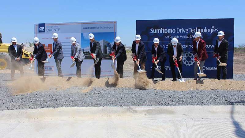 Sumitomo construirá una segunda planta en Nuevo León