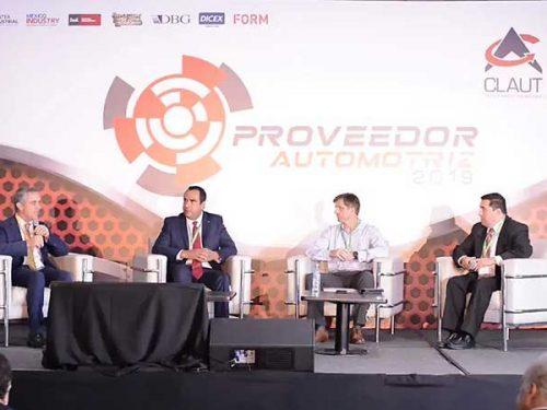 Expo Proveedor Automotriz Edición Especial Plástico confirmó 500 citas de negocio