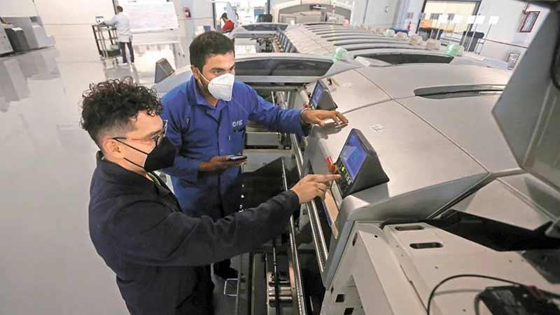 Manufactura de Nuevo León mantiene signos de recuperación en mayo: Caintra