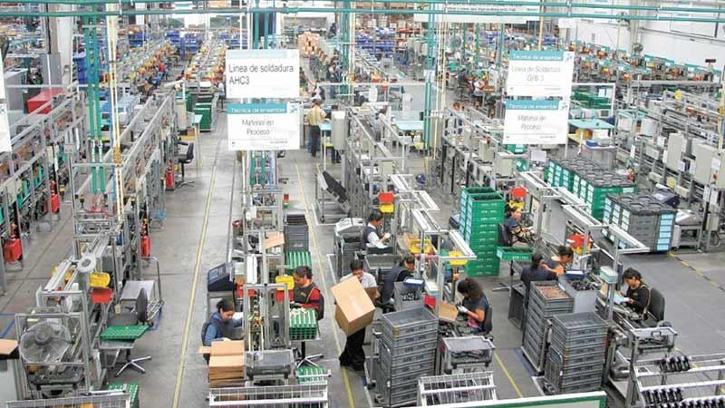 Mantiene crecimiento industria de Nuevo León