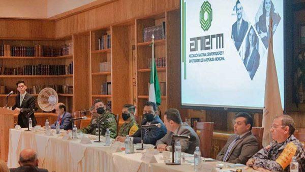 Reunión temática de ANIERM en apoyo al Comercio Exterior Mexicano