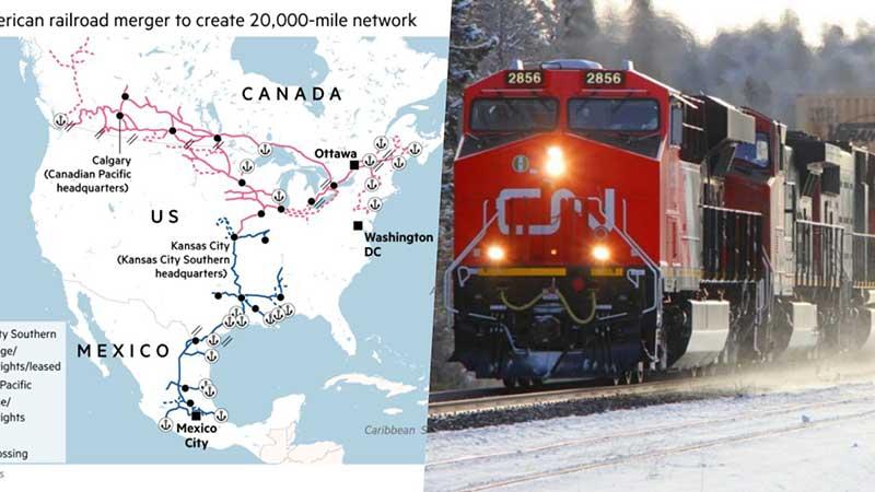 Ferrocarril del T-MEC: abanico de posibilidades para el comercio internacional