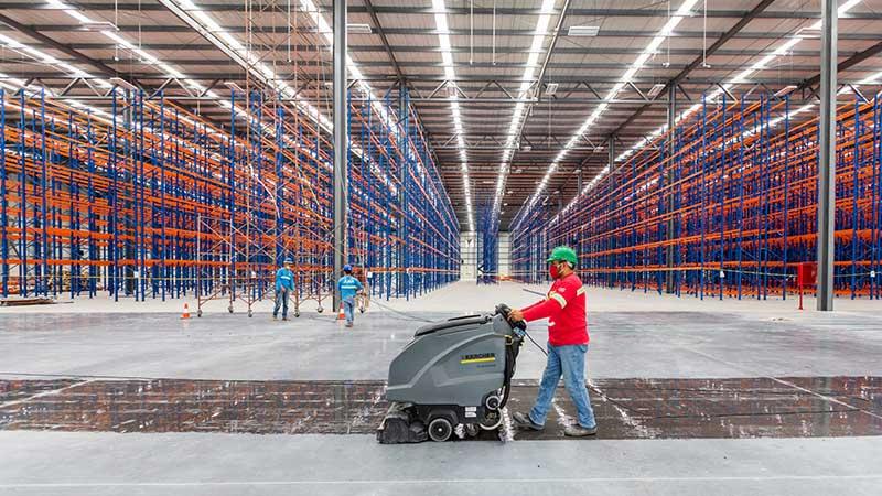 Destaca Nuevo León en demanda de espacios industriales
